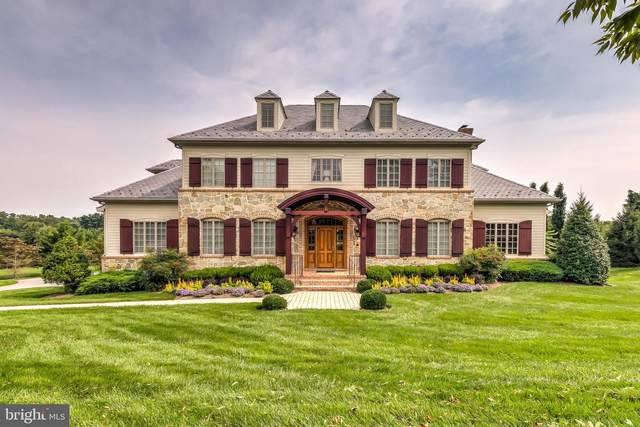 12405 Hunters Glen, OWINGS MILLS, MD 21117 (#MDBC490114) :: John Lesniewski   RE/MAX United Real Estate