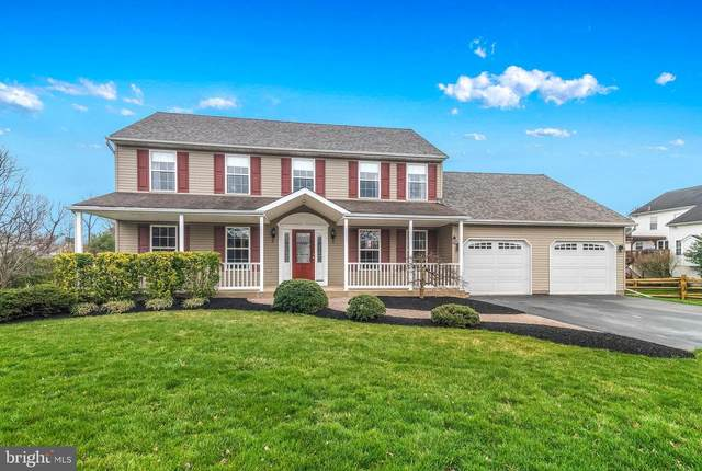 217 Red Maple Court, CHALFONT, PA 18914 (MLS #PABU494108) :: The Premier Group NJ @ Re/Max Central