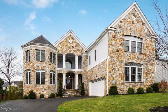 6612 Ivy Hill Drive, MCLEAN, VA 22101 (#VAFX1120200) :: Arlington Realty, Inc.