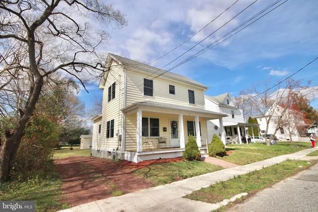 147 Wilmer Street, GLASSBORO, NJ 08028 (#NJGL256900) :: Pearson Smith Realty