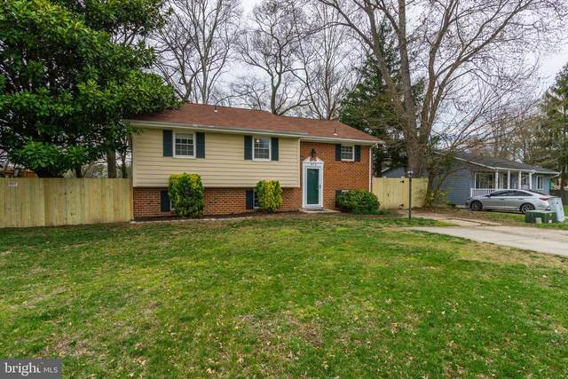 492 Old Mill Road, MILLERSVILLE, MD 21108 (#MDAA430132) :: The Riffle Group of Keller Williams Select Realtors