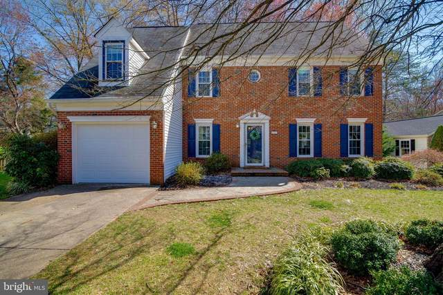 4747 Shadow Woods Court, DUMFRIES, VA 22025 (#VAPW491458) :: The Miller Team