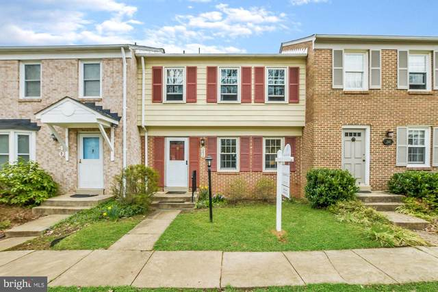 242 Watts Branch Parkway, ROCKVILLE, MD 20850 (#MDMC702054) :: Sunita Bali Team at Re/Max Town Center