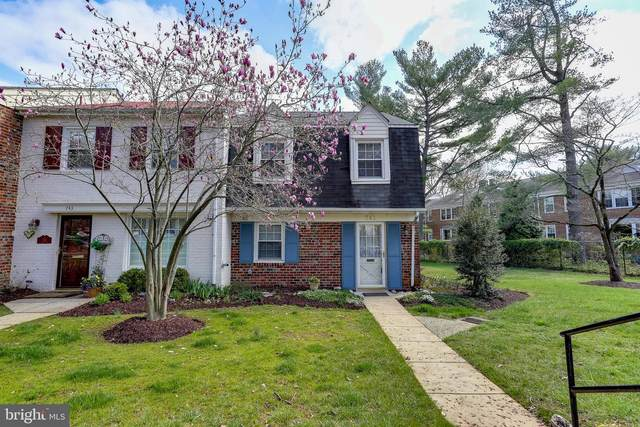 741 Azalea Drive #36, ROCKVILLE, MD 20850 (#MDMC702060) :: Sunita Bali Team at Re/Max Town Center