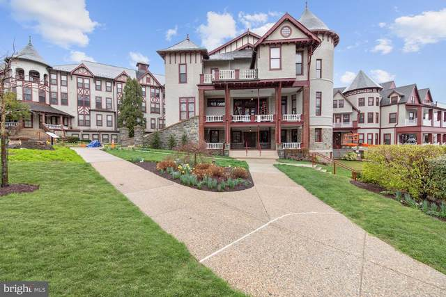 9610 Dewitt Drive Ph412, SILVER SPRING, MD 20910 (#MDMC702062) :: Radiant Home Group