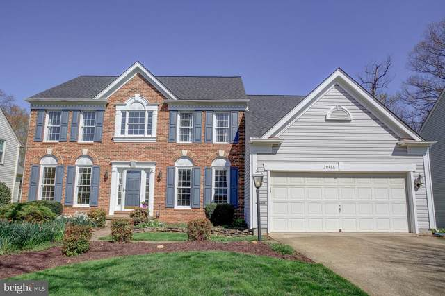 20466 Quarterpath Trace Circle, STERLING, VA 20165 (#VALO407282) :: The Dailey Group