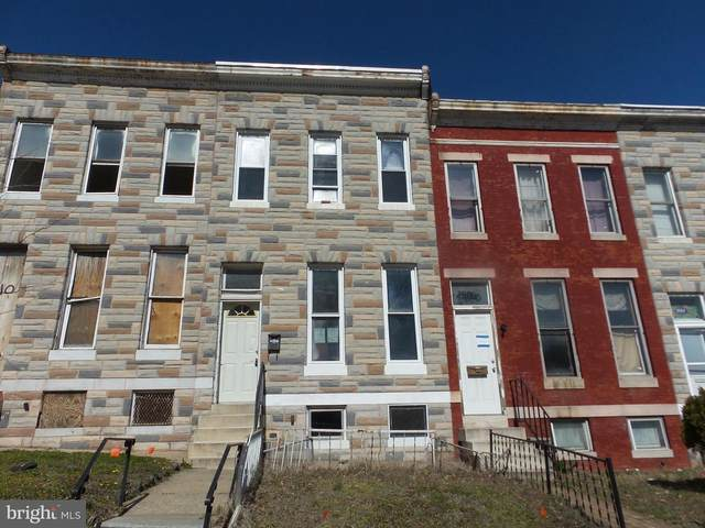 2508 Mchenry Street, BALTIMORE, MD 21223 (#MDBA505748) :: Bruce & Tanya and Associates