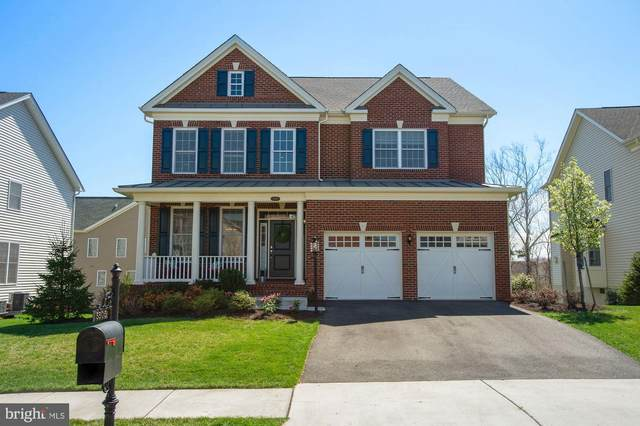5505 Blackburns Ford Court, HAYMARKET, VA 20169 (#VAPW491476) :: Network Realty Group