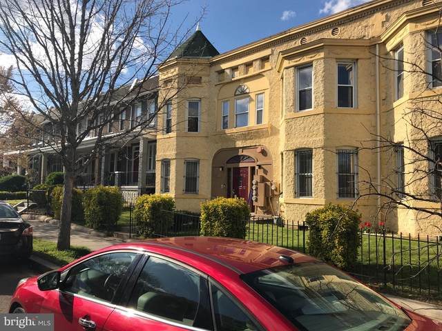 336 Adams Street NE D, WASHINGTON, DC 20002 (#DCDC463816) :: Coleman & Associates