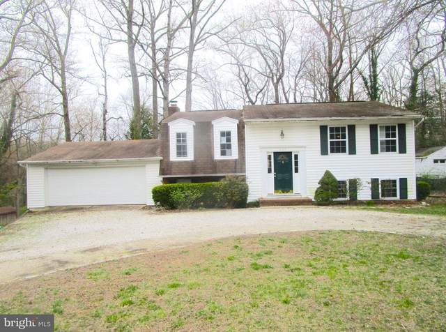823 Manhattan Beach Road, SEVERNA PARK, MD 21146 (#MDAA430150) :: The Riffle Group of Keller Williams Select Realtors