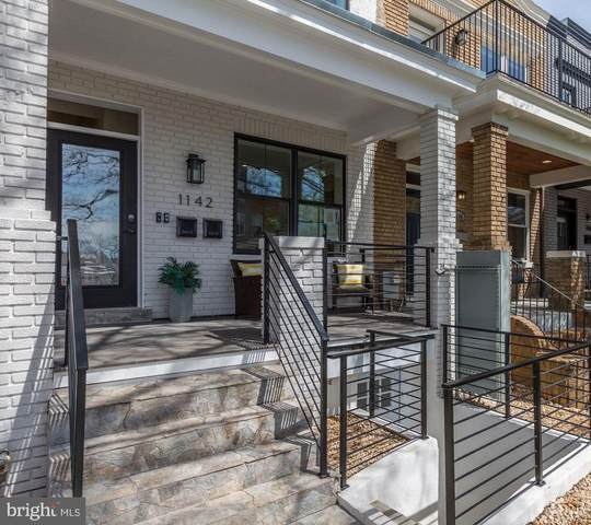 1142 Neal Street NE #1, WASHINGTON, DC 20002 (#DCDC463818) :: Corner House Realty