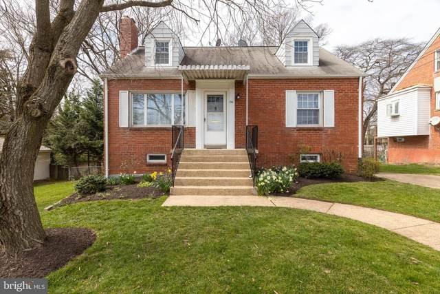 716 N Buchanan Street, ARLINGTON, VA 22203 (#VAAR160896) :: Arlington Realty, Inc.
