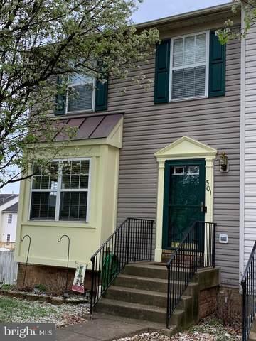 301 Regina Lane, FREDERICKSBURG, VA 22405 (#VAST220382) :: Tessier Real Estate