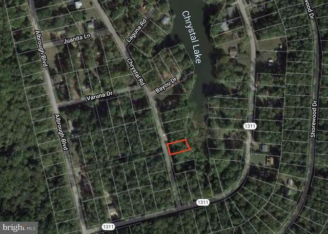 LOT 18 - Chrystal Road, COLONIAL BEACH, VA 22443 (#VAWE116224) :: The Piano Home Group