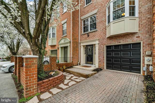 8102 Derby Lane 4D2, OWINGS MILLS, MD 21117 (#MDBC490152) :: ExecuHome Realty