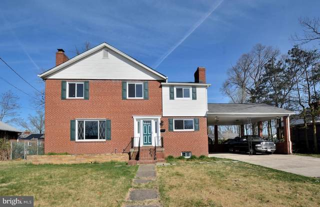 3012 Logan Street, DISTRICT HEIGHTS, MD 20747 (#MDPG564018) :: ExecuHome Realty