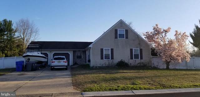 206 Peach Road, BEVERLY, NJ 08010 (#NJBL370058) :: Blackwell Real Estate