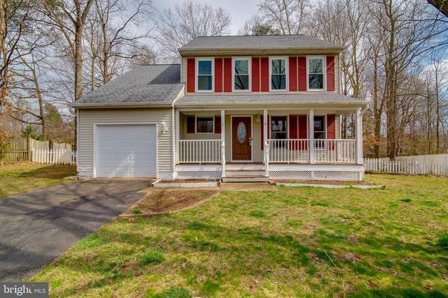 6 Willingham Court, STAFFORD, VA 22554 (#VAST220386) :: Coleman & Associates