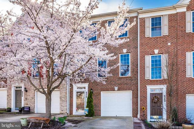 6378 Meandering Woods Court, FREDERICK, MD 21701 (#MDFR262054) :: AJ Team Realty