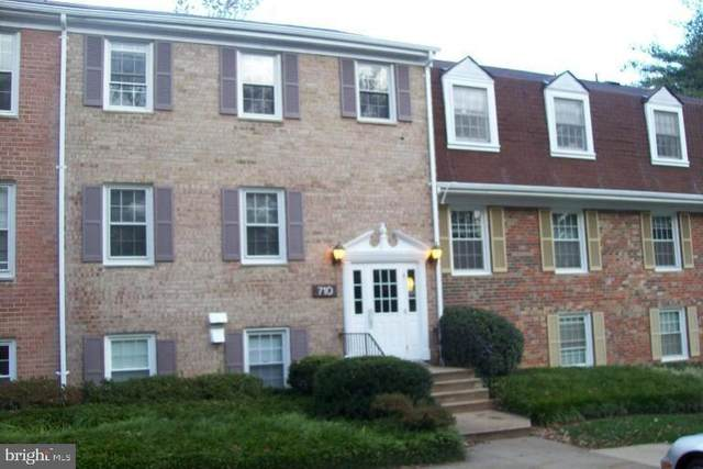 710 Quince Orchard Boulevard #201, GAITHERSBURG, MD 20878 (#MDMC702140) :: Jacobs & Co. Real Estate