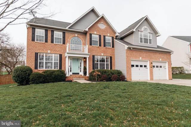 642 Fern Way, SYKESVILLE, MD 21784 (#MDCR195666) :: Bob Lucido Team of Keller Williams Integrity