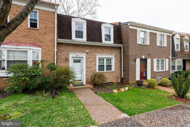 9934 Lakepointe Court, BURKE, VA 22015 (#VAFX1120340) :: RE/MAX Cornerstone Realty
