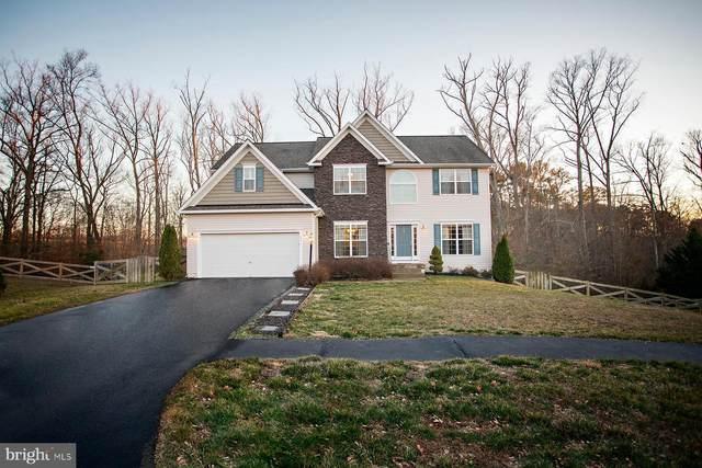 24 Towering Oaks Drive, FREDERICKSBURG, VA 22405 (#VAST220404) :: RE/MAX Cornerstone Realty
