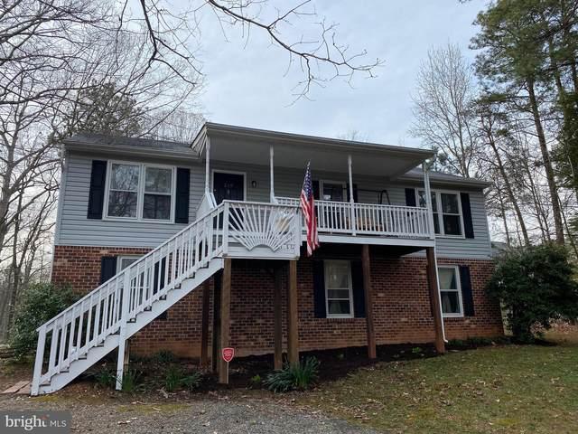 219 Estate Drive, RUTHER GLEN, VA 22546 (#VACV121898) :: AJ Team Realty