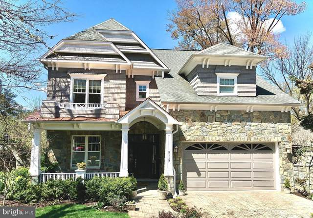 5118 Saratoga Avenue, BETHESDA, MD 20816 (#MDMC702156) :: Bob Lucido Team of Keller Williams Integrity