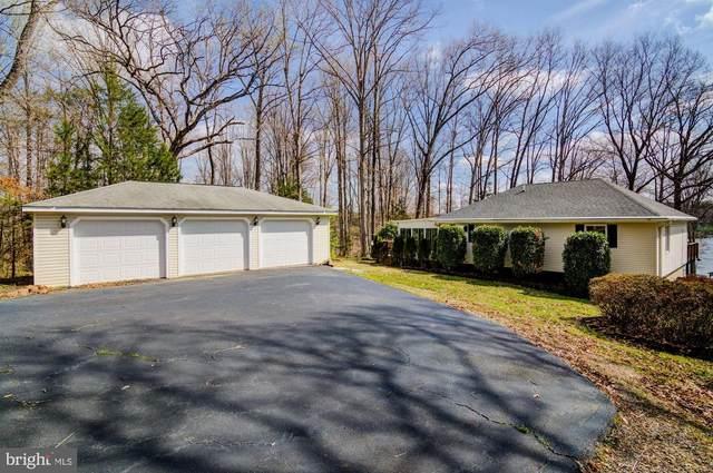 7305 Oakwood Drive, ORANGE, VA 22960 (#VASP220722) :: Dart Homes