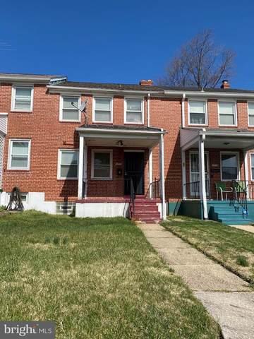 1310 Stonewood Road, BALTIMORE, MD 21239 (#MDBA505814) :: Corner House Realty