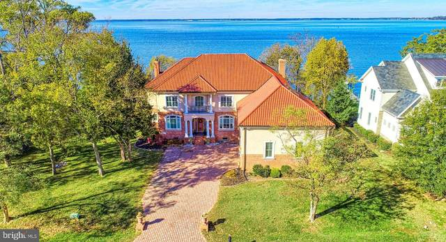 11650 Bachelors Hope Court, SWAN POINT, MD 20645 (#MDCH212558) :: Bob Lucido Team of Keller Williams Integrity