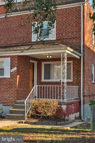 4311 Fairview Avenue, BALTIMORE, MD 21216 (#MDBA505816) :: ExecuHome Realty