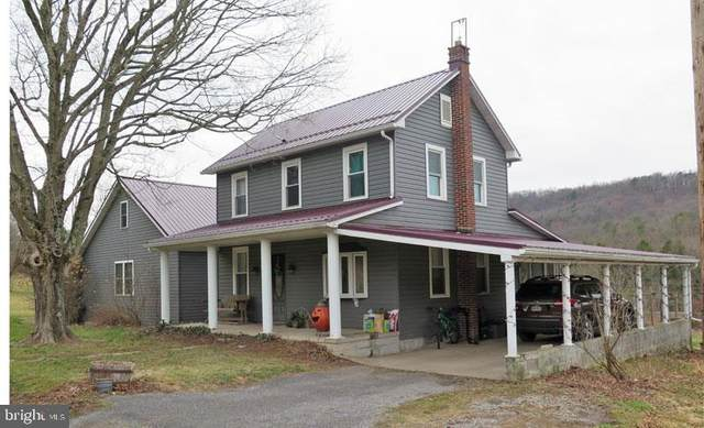 15813 Hares Valley Road, MAPLETON DEPOT, PA 17052 (#PAHU101486) :: The Heather Neidlinger Team With Berkshire Hathaway HomeServices Homesale Realty