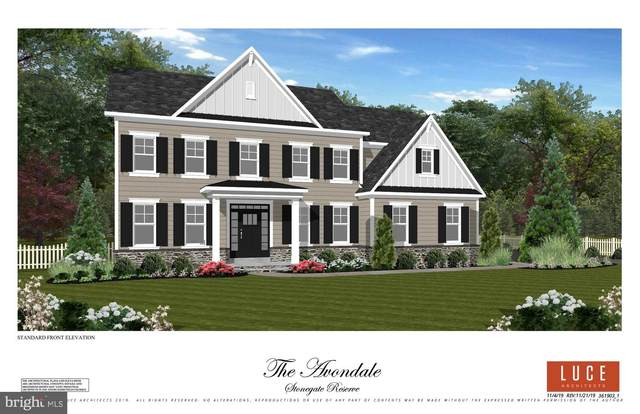LOT 1 Rosewood Circle, COLLEGEVILLE, PA 19426 (#PAMC645624) :: John Smith Real Estate Group