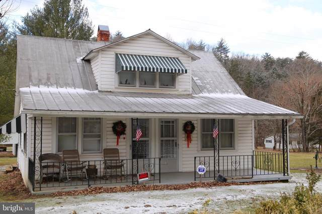 20 Mcilwee Road, YELLOW SPRING, WV 26865 (#WVHS113996) :: Pearson Smith Realty