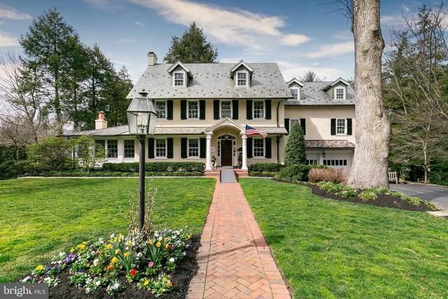 201 E Oak Avenue, MOORESTOWN, NJ 08057 (#NJBL370086) :: Pearson Smith Realty