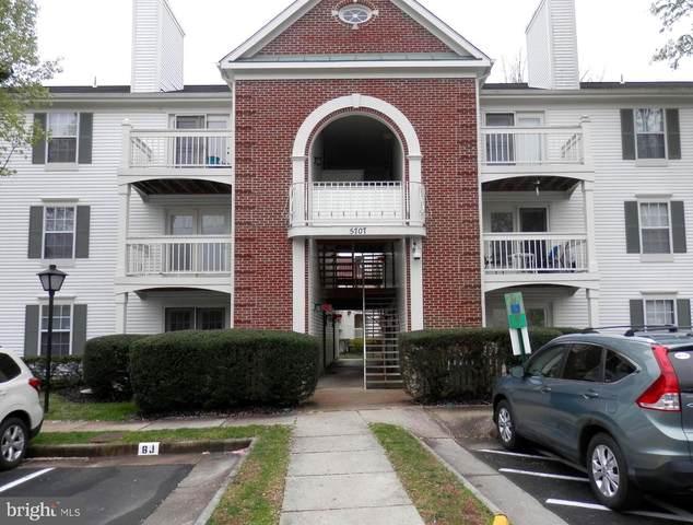 5707 Olde Mill Court #110, ALEXANDRIA, VA 22309 (#VAFX1120378) :: Eng Garcia Properties, LLC