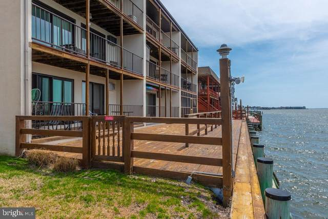 11615 Shipwreck Road #9, OCEAN CITY, MD 21842 (#MDWO113138) :: Berkshire Hathaway PenFed Realty