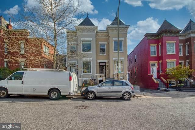 12 T Street NW, WASHINGTON, DC 20001 (#DCDC463884) :: Mortensen Team