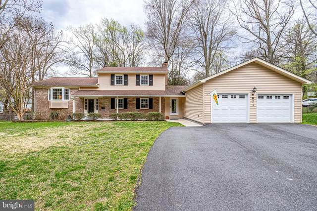 6821 Silver Lane, ANNANDALE, VA 22003 (#VAFX1120404) :: Homes to Heart Group