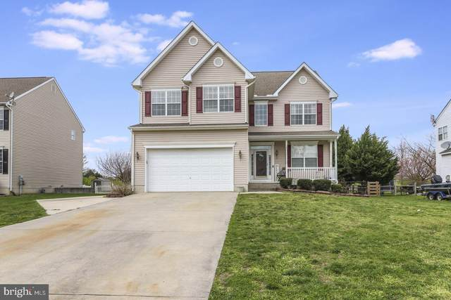 1027 W Birdie Lane, MAGNOLIA, DE 19962 (#DEKT237414) :: Speicher Group of Long & Foster Real Estate