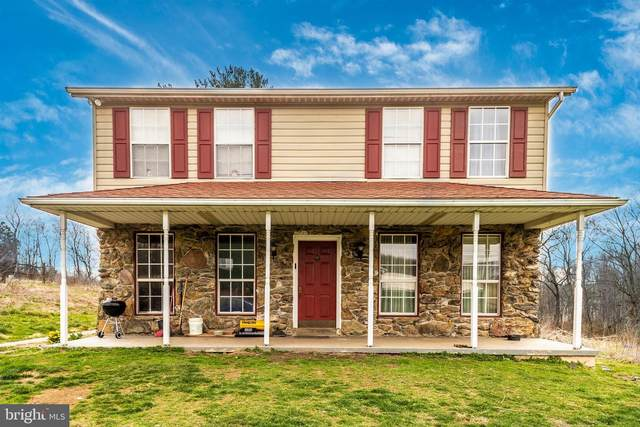 2203 Blacks Schoolhouse Road, TANEYTOWN, MD 21787 (#MDCR195674) :: Bob Lucido Team of Keller Williams Integrity