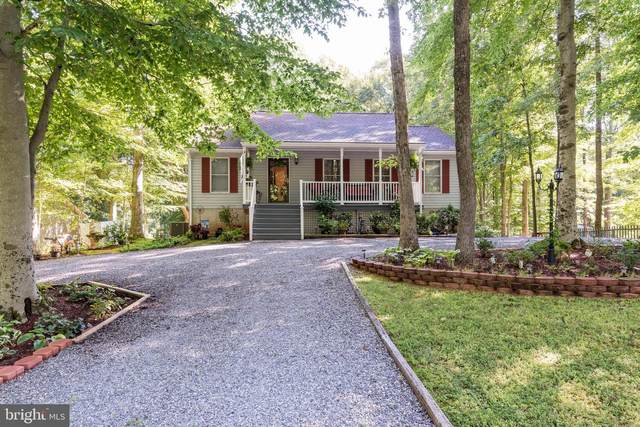 228 Cedar Ridge Drive, RUTHER GLEN, VA 22546 (#VACV121906) :: The Putnam Group
