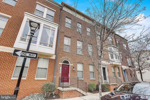 109 S High Street #91, BALTIMORE, MD 21202 (#MDBA505854) :: The Team Sordelet Realty Group