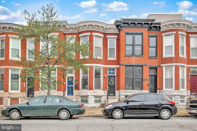 128 W Ostend Street, BALTIMORE, MD 21230 (#MDBA505856) :: The Dailey Group