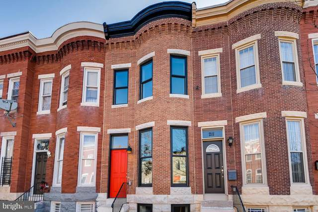 213 N Luzerne Avenue, BALTIMORE, MD 21224 (#MDBA505860) :: Coleman & Associates