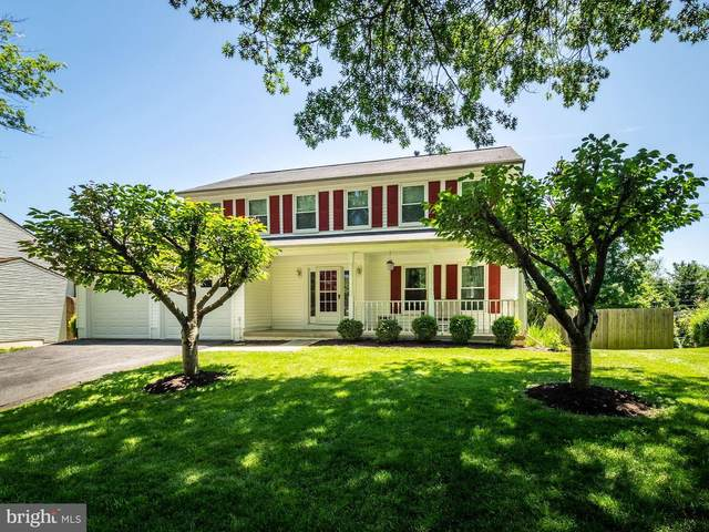 11524 Parsippany Terrace, NORTH POTOMAC, MD 20878 (#MDMC702224) :: Potomac Prestige Properties