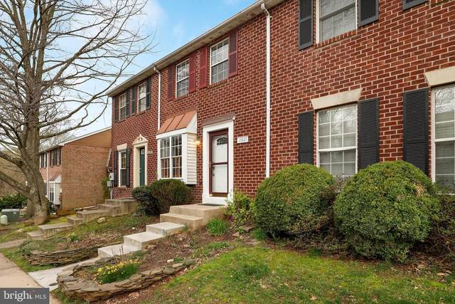 13621 Deerwater Drive 9-G, GERMANTOWN, MD 20874 (#MDMC702226) :: Dart Homes