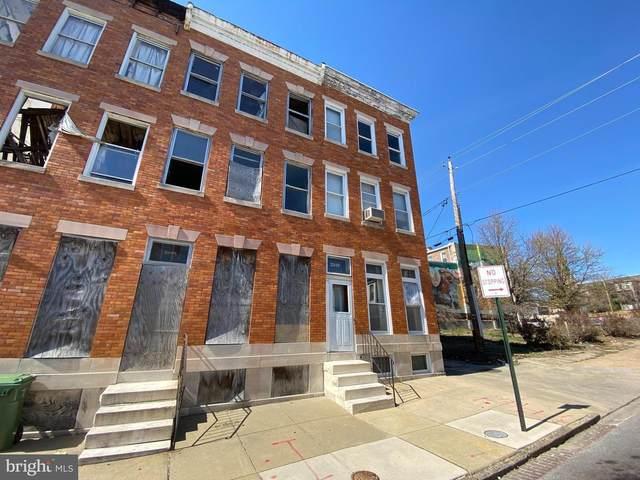 2010 Boone Street, BALTIMORE, MD 21218 (#MDBA505868) :: Bob Lucido Team of Keller Williams Integrity